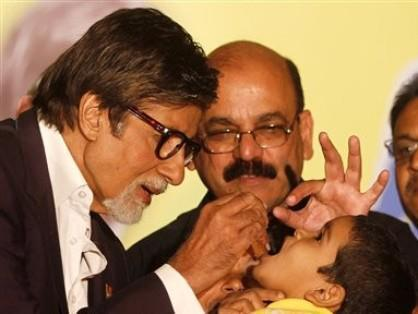 More than 17 crore Indian Kids get Polio Vaccine