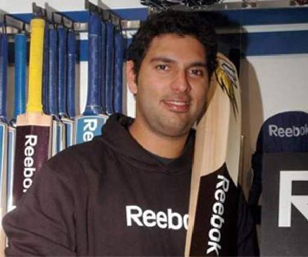 Man Of the Series Of World Cup 2011 Yuvraj Singh Has Lung Cancer