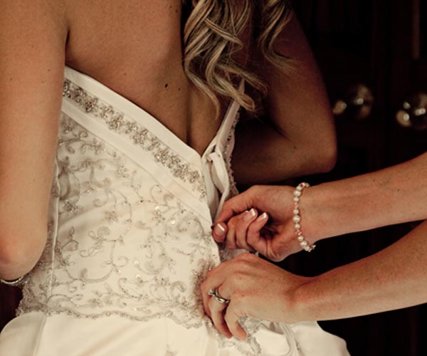 Women are Losing Weight to Fit in Wedding Gown