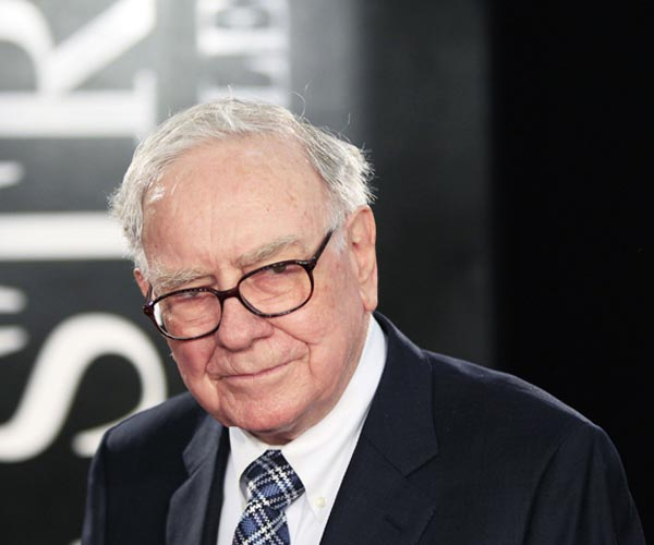 Warren Buffett has been diagnosed with Early Stage Prostate Cancer