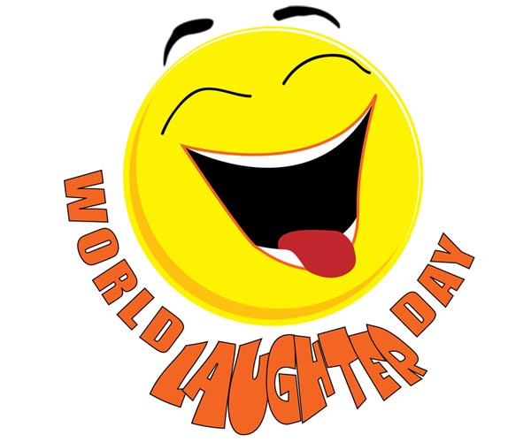 Message on this World Laughter Day 2012: Laughing is the Best Medicine