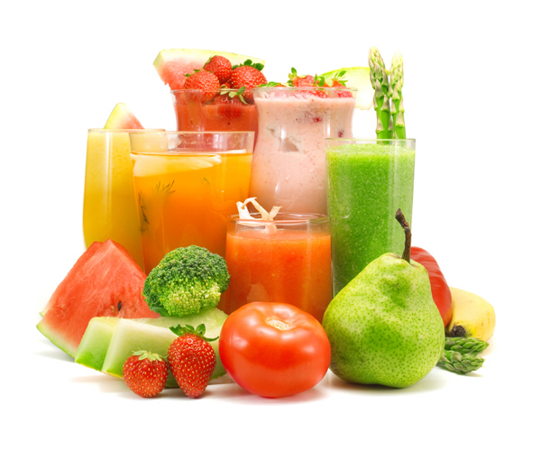 Recommendations for Detoxifying Diet