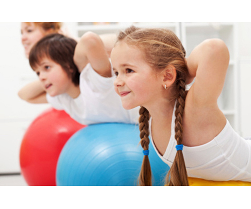 Fitness Facilities for Children